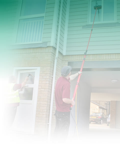 window cleaning company in Ramsgate
