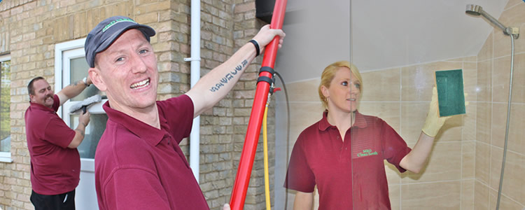 Professional window cleaners in Thanet