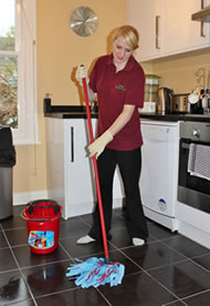 Domestic cleaning company in East Kent